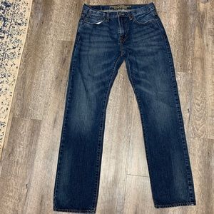 AMERICAN EAGLE OUTFITTERS MENS JEAN SIZE 32 x 36